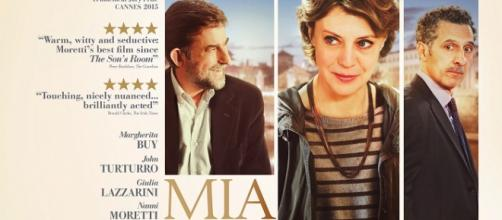Cartel de 'Mia madre' de Nanni Moretti.