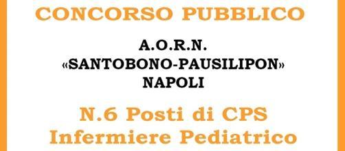 Concorso pubblico per Infermieri Pediatrici