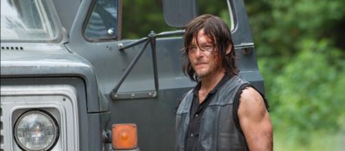 Daryl Dixon no episódio 9 de TWD temporada 6