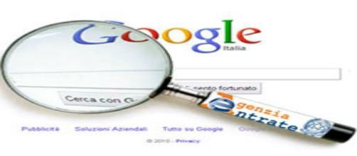 Google indagata dall'Agenzia delle Entrate.
