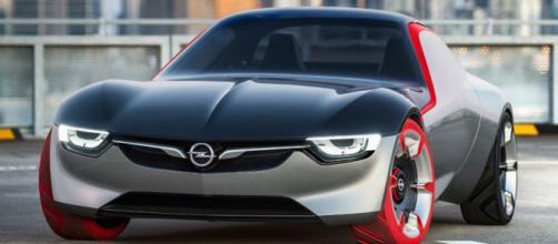 La nuova Opel GT Concept, non vi deluderà.