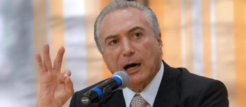 Temer: PMDB quer comandar a partr de 2018