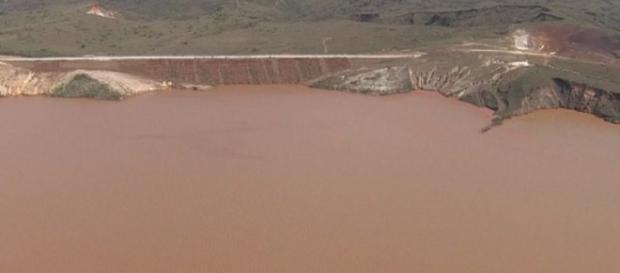 barragem do fundão, Mariana-mg