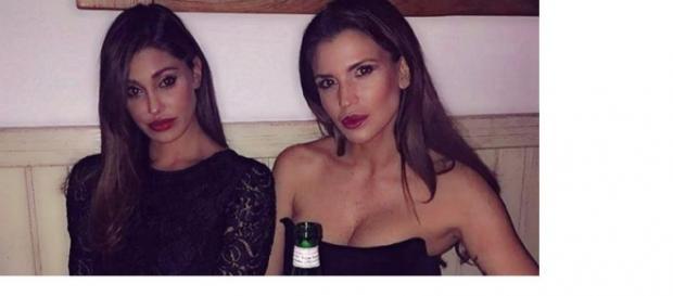Belen Rodriguez e Claudia Galanti: tutti i gossip