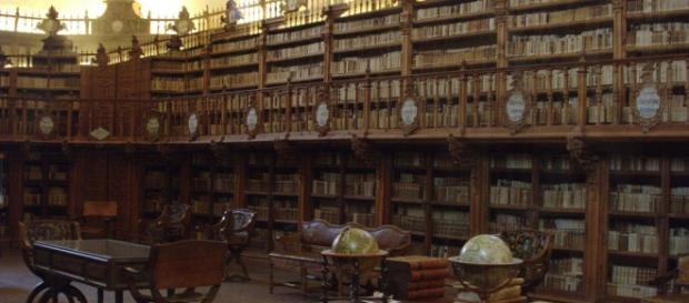 Biblioteca de la Universidad de Salamanca, España