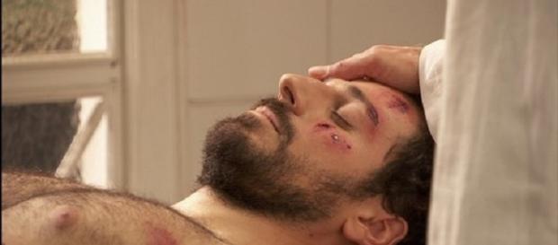 Conrado si salva, Il Segreto soap