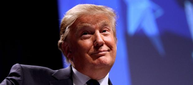 Donald Trump appears to be unstoppable (Wikimedia)