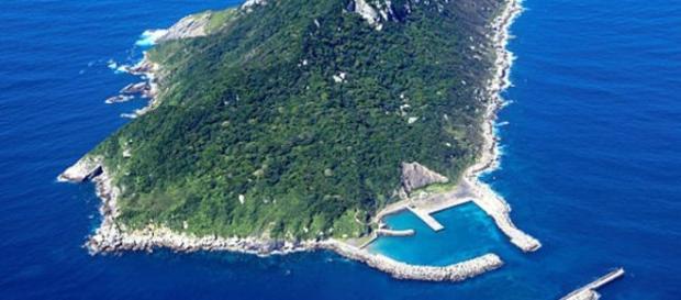 Foto: La Isla sagrada Okinoshima