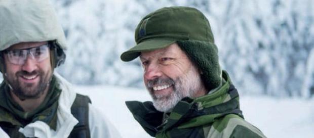 Generał Anders Brännström ostrzega przed wojną
