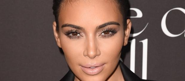 Kim kardashian emagreceu após gravidez
