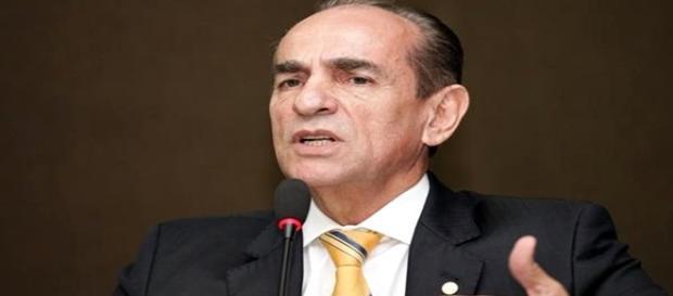 O ministro da saúde Marcelo Castro