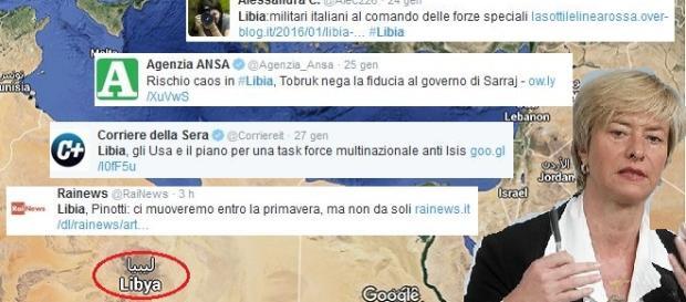 Operazioni militari in Libia entro primavera