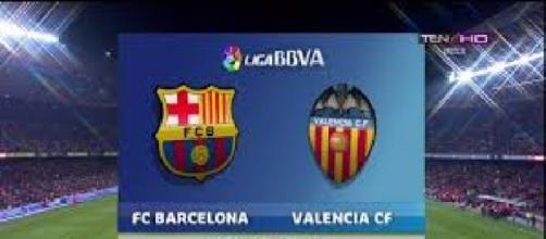 Barcelona - Valencia en la copa del Rey