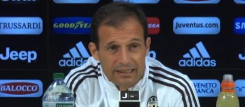 Chievo Juventus probabili formazioni: Max Allegri