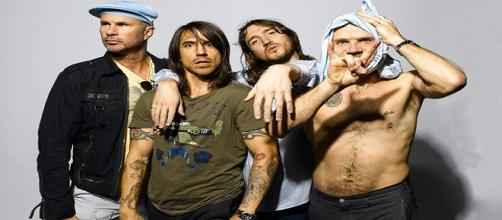 Los Red Hot Chili Peppers apoyan a Bernie Sanders