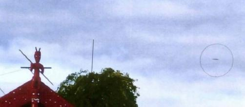 Ufo in Nuova Zelanda a Waikato