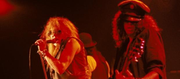 Axl y Slash volverán a tocar juntos tras 23 años