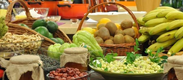 Boa alimentação resulta em corpo saudável.