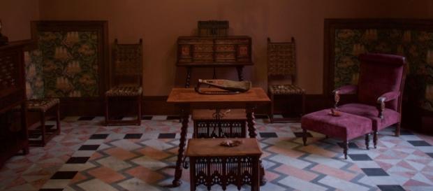Casa Amatller interior @luxlisbonphotobaker