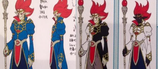 Demigra, personaje de Dragon Ball Xenoverse
