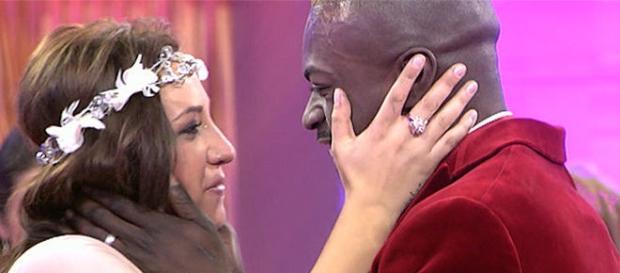 El amor de Patricia y Dosel ha durado dos meses