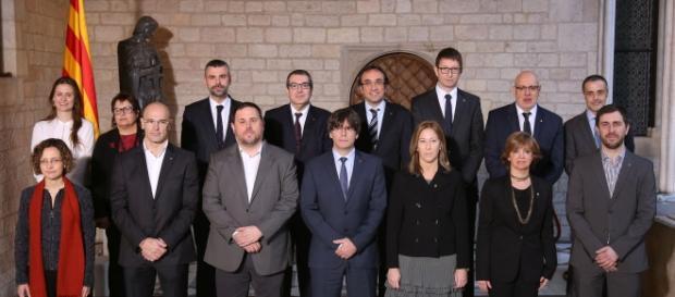 El Govern de Cataluña/ Generalitat de Cataluña