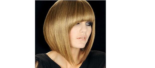 Tagli di capelli con la frangia