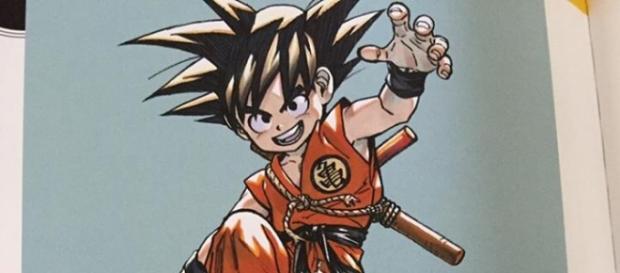 Imagen de Goke en el Story Book