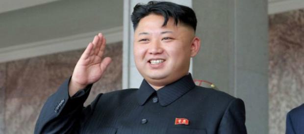 Kim Jong-un, dittatore nordcoreano.