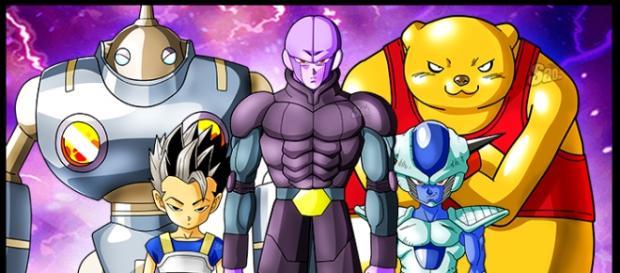 Los guerreros de Champa del universo 6