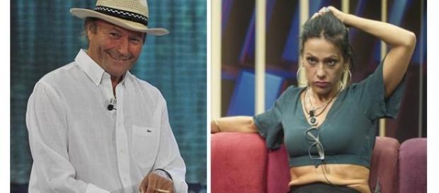Maite y Amdor, pareja bomba del corazón
