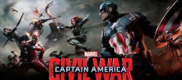 Marvel presenta nuevas imágenes de 'Civil War'