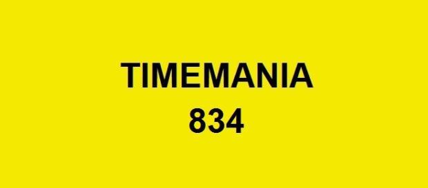 Números do sorteio Timemania 834 foram publicados!