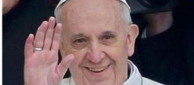 Papa Bergoglio incontra Leonardo DiCaprio.