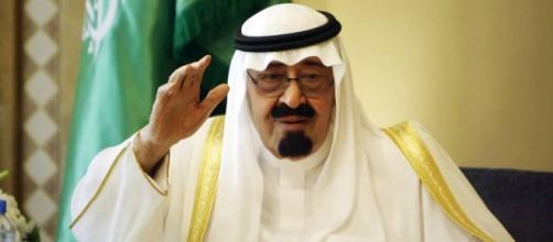 Antigo Rei Saudita Abdullah, já morto