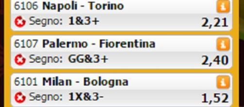 Le partite di Serie A su cui scommettere