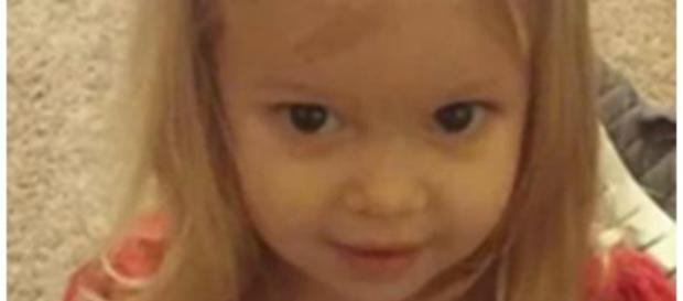 Brianna Florer tinha somente dois anos