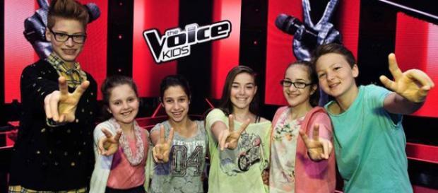 Crianças dão show no The Voice Brasil Kids