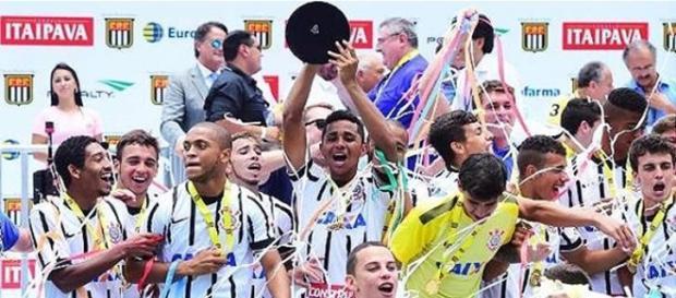 (Fonte: Conrinthians campeão da Copinha 2015)