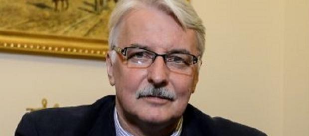 Szef polskiej dyplomacji - Witold Waszczykowski