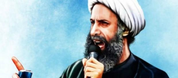 Un ritratto del religioso sciita.