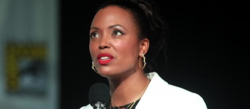 Aisha Tyler criticized (Wikimedia)