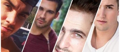 Carlos, James, Kendall e Logan