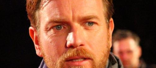 Ewan McGregor, joven Obi Wan Kenobi