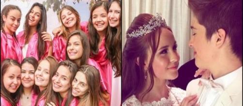 ddcb6f0be38ced Larissa Manoela festeja 15 anos ao lado de João Guilherme. Saiba ...