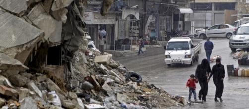 Guerra en Siria / Fuente: Rand Corporation