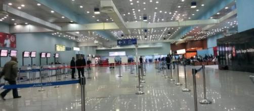 Imagen: Aeropuerto Houari Boumediene