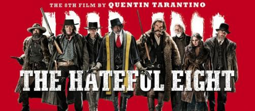 The hateful eight, lo nuevo de Quentin Tarantino