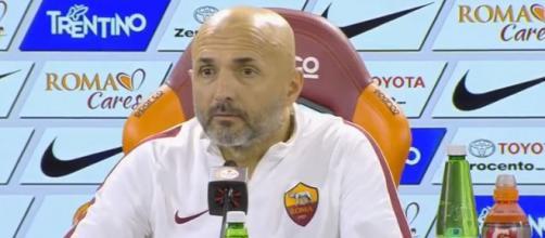 Voti Roma-Frosinone Gazzetta: Luciano Spalletti