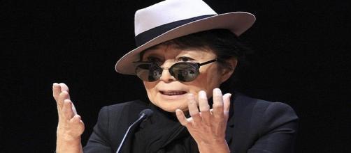 """Yoko Ono presenta """"Tierra de Esperanzas"""""""